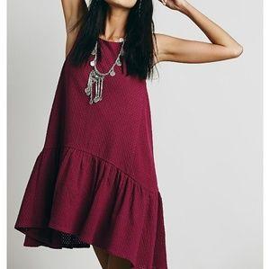 Like new Free People Turn it on knit dress